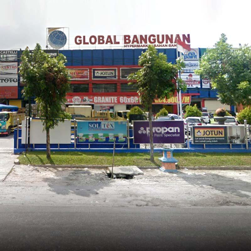 global bangunan
